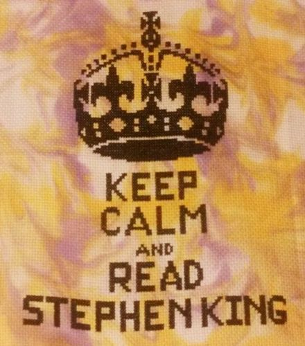 Keep Calm and Read Stephen King
